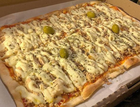 A Gostosa Pizza