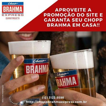 Chopp Brahma Express - Delivery