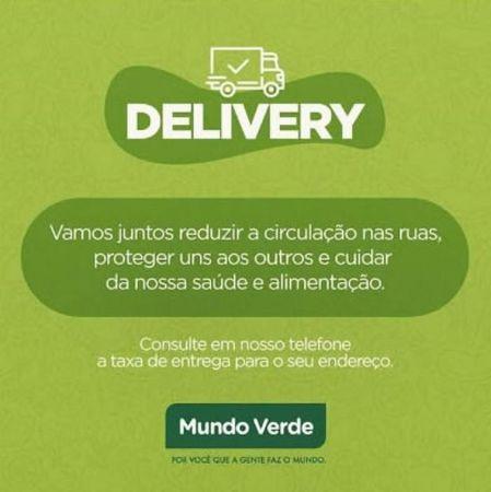 Mundo Verde - Delivery