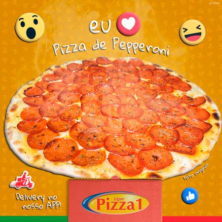 Pizza1 Guará - Delivery