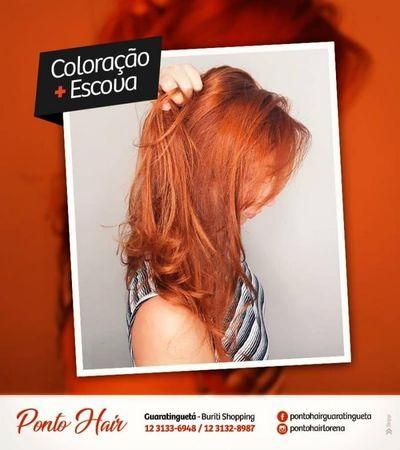 Ponto Hair Lorena