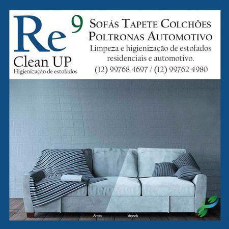 Re9 Clean Up - Atendimento em domicílio.