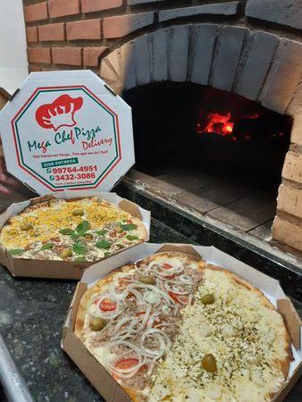 Mega Chef Pizza Delivery
