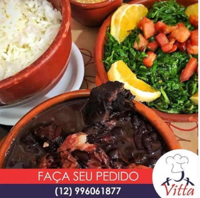 Vitta - Delivery de Refeições e Saladas no Pote