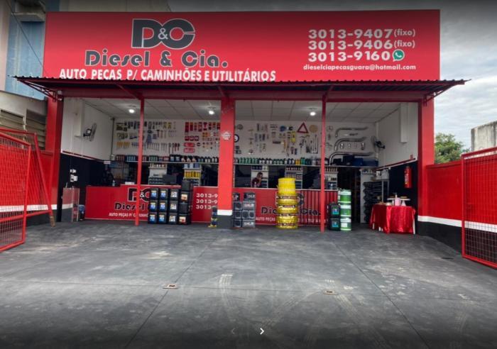 D&C - Diesel & Cia - Guaratinguetá