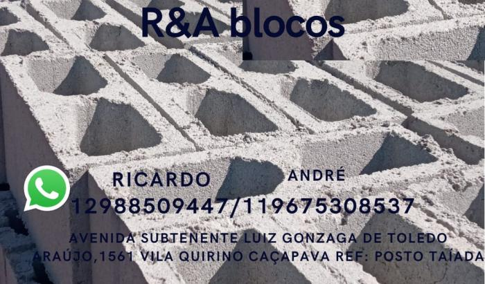 R&A Blocos Caçapava