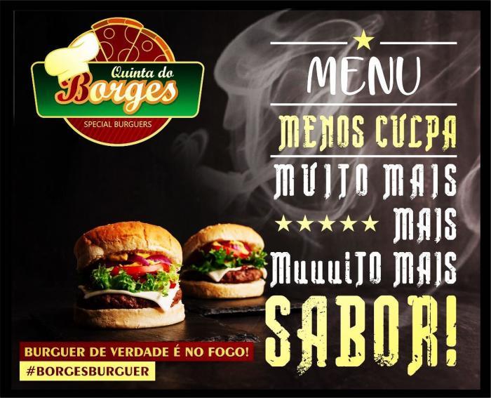 Quinta do Borges - Grelhado no Fogo - Delivery