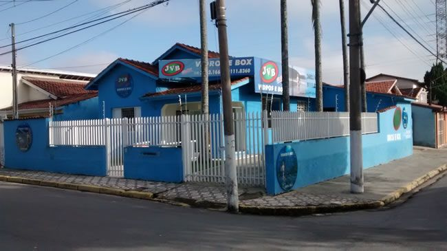 JVB - Jorge Vidros e Box