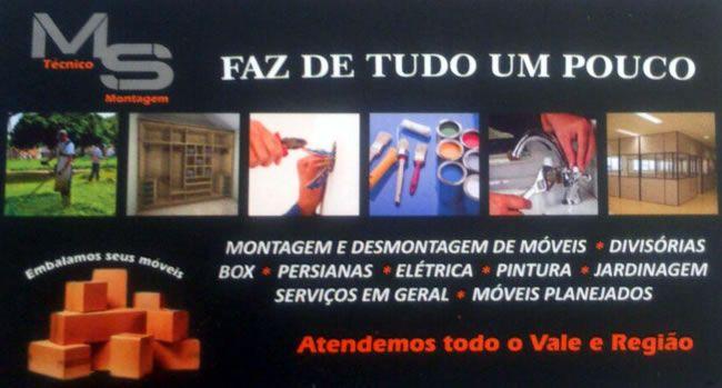 Marcelo Santos  Montador de Móveis