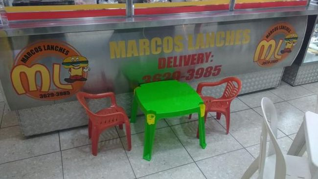 Marcos Lanches