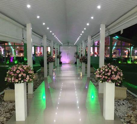 Monarka Hall