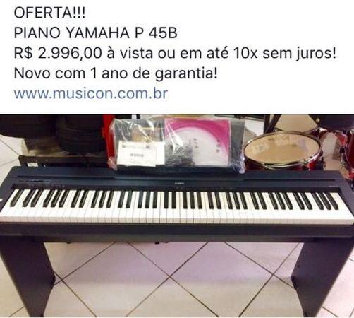 Musicon  Instrumentos Musicais
