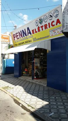 Penna Elétrica - Materiais Elétricos
