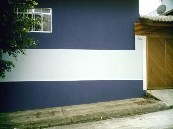 Pintura Residencial Regis  Pintando sua Casa!