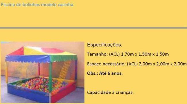 Pulo Certo - Aluguel de Brinquedos