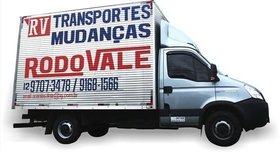 RodoVale Transportes Mudanças