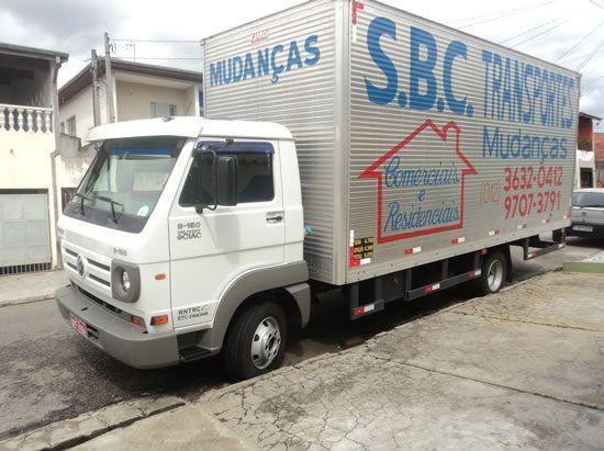 SBC Transportes e Mudanças