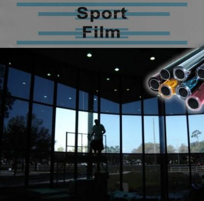 Sport Film - Residencial, Comercial e Industrial