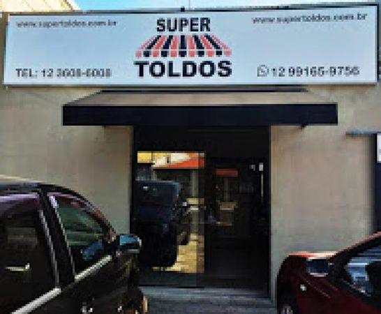 Super Toldos – Coberturas