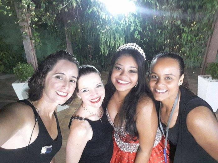 Tânia Moreira  Assessora e Cerimonialista