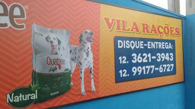 Vila Rações Disk Entrega