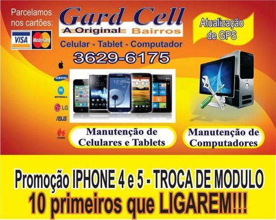 Gard Cell - Técnico Mário Rocha