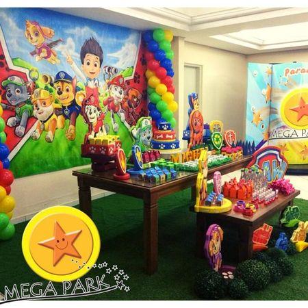 Mega Park Buffet