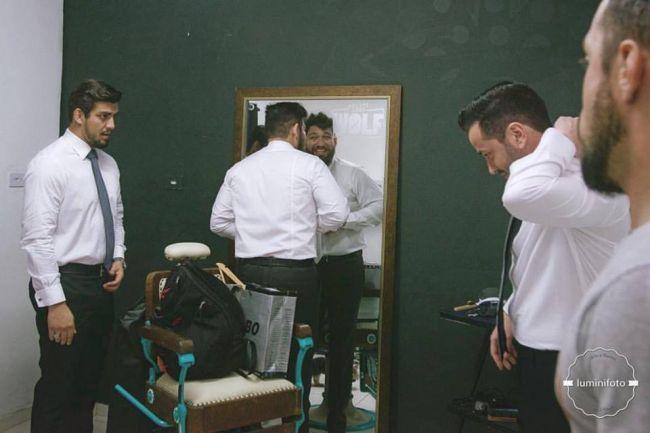 Espaço Domine - Barber Shop