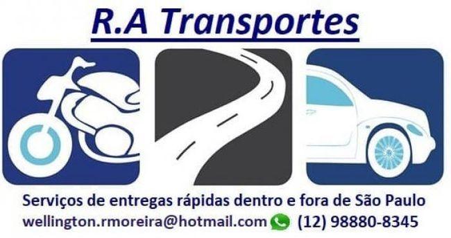 R&A Transportes - Moto Boy