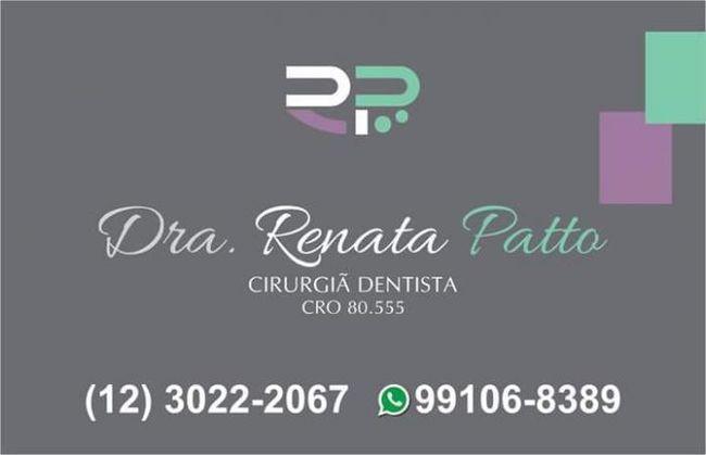 Dra. Renata Beatriz Luz Patto  Cirurgiã Dentista - CRO-80555